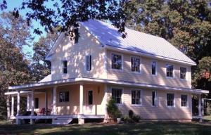 Passive Bauernhaus