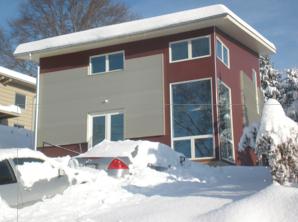 Chesapeake Street home base